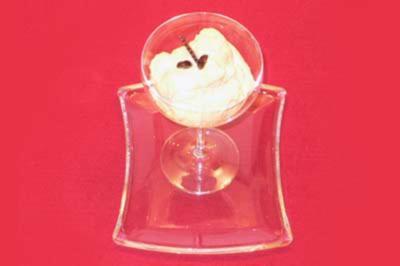 Crema di Ricotta al Caffe - Rezept