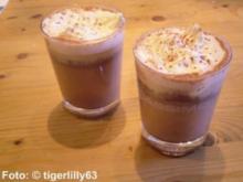 Heiße Schokolade mit Amaretto - Rezept
