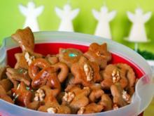 Kekse: Lebkuchen - Rezept