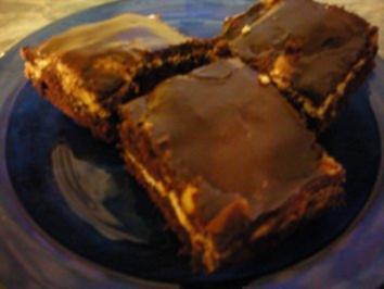 Creme Brownies - Rezept