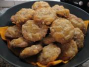 Vollkorn-Käse-Kräcker 1 - Rezept