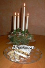 Christstollen - Rezept