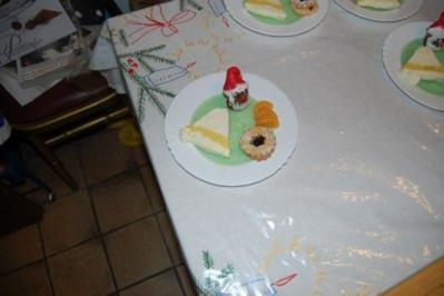 Weihnachtliche Dessertvariation - Rezept