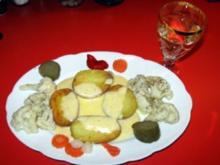 Teller Raclette (meine Kreation für Schatzi=weil schnell ) - Rezept