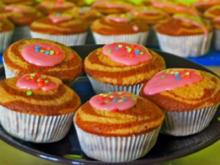 Muffins für kleine Prinzessinen - Rezept