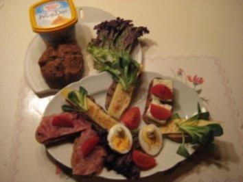lecker Brötchen - Rezept