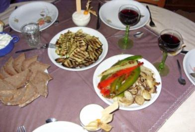 Menü - Griechischer Abend - Rezept