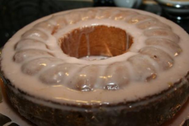 Glühweinkuchen - Rezept