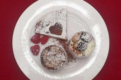 Dessertteller Surprise - Rezept
