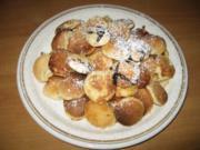 Amerikanische Mini Pancakes - Rezept