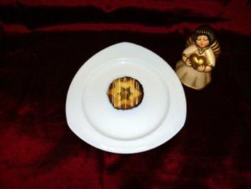 Rezept: Weihnachtsmenue  24.12.09. Heiligabend. 6.) Gang  und Abschluss