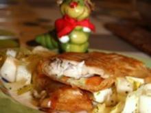 Green's Fischpäckchen - Rezept