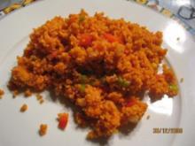 Kisir Weizengrütze-Salat - Rezept
