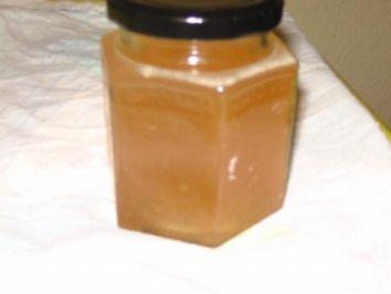 Apfelgelee mit Kardamom - Rezept