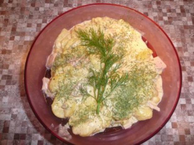 Omas Kartoffelsalat - Rezept - Bild Nr. 2