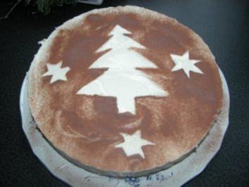 Weihnachtstorte - Rezept