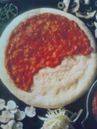 Pizzateig klassisch - Rezept