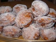 Berliner Pfannkuchen - Rezept