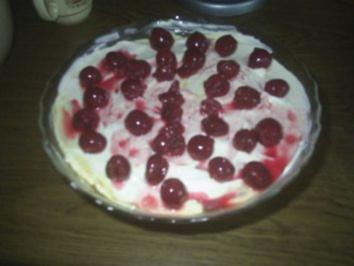 Dessert - Kirsch-Tiramisu - Rezept
