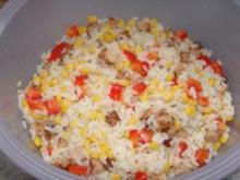Puten-Reis-Salat - Rezept