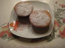 Marzipan- Muffins - Rezept