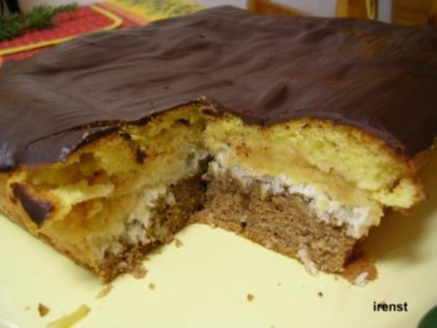 Kokos-Apfel-Kuchen - Rezept - Bild Nr. 2