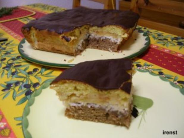 Kokos-Apfel-Kuchen - Rezept - Bild Nr. 3