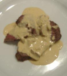 Chateaubriand mit Steinpilz-Hollandaise - Rezept