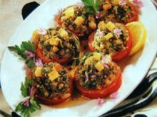 Gratinierte Kräuter Tomaten - Rezept