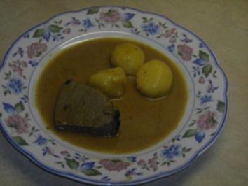Rezept: Fleisch - Hirschbraten