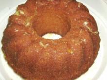Zitronenkuchen sehr einfach - Rezept