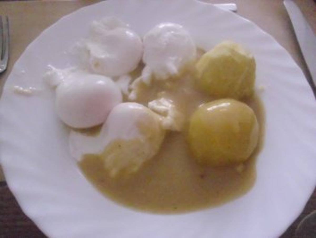 Verlorene Eier mit Senfsoße Nr. 2 - Rezept Gesendet von gabi-63