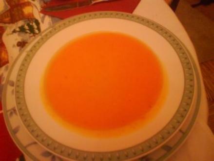 Hokkaido-Suppe - Rezept