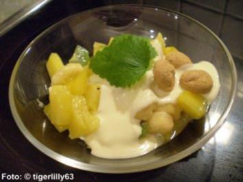 Fruchtsalat - Rezept