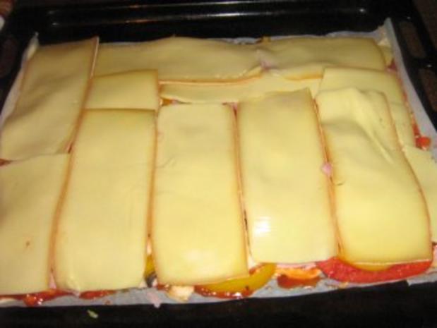 Raclette - Pizza - Rezept - Bild Nr. 5