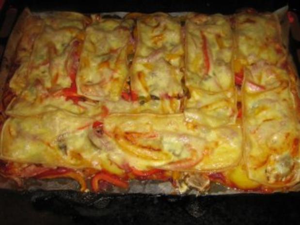 Raclette - Pizza - Rezept - Bild Nr. 6