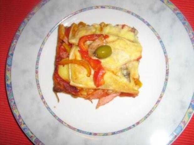 Raclette - Pizza - Rezept - Bild Nr. 7