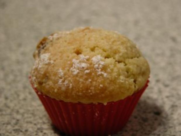 Stollen Muffins - Rezept - Bild Nr. 4