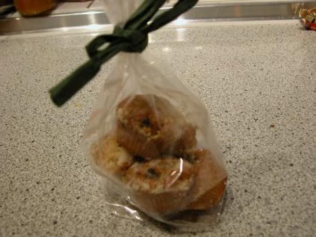 Stollen Muffins - Rezept - Bild Nr. 6
