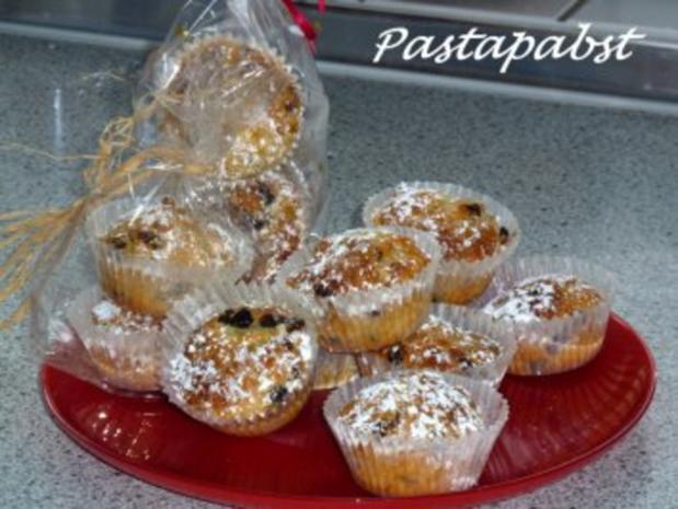 Stollen Muffins - Rezept - Bild Nr. 5