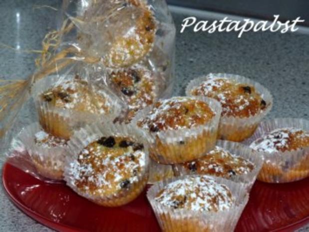 Stollen Muffins - Rezept