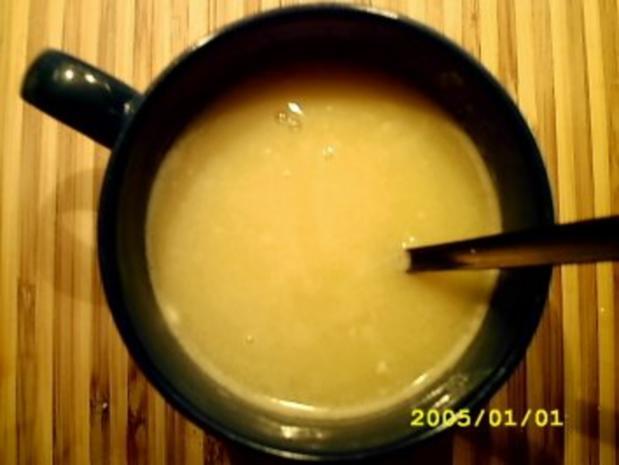 "Heiße Weiße: ""golden banana"" - Rezept - Bild Nr. 5"