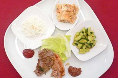 Koreanisches BBQ - Rezept