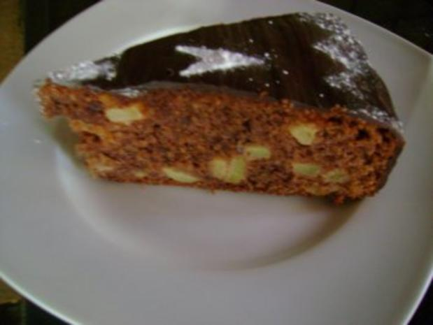 Kuchen: Apfelkuchen mit Kokos - Rezept - Bild Nr. 2