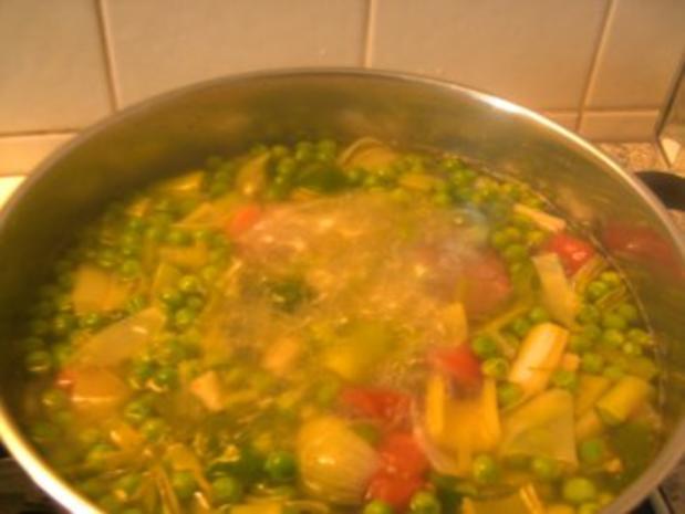 Eintopf Quer durch das Gemüse - Rezept - Bild Nr. 2