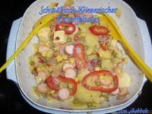 Salat: Schwäbisch-Wienerischer Kartoffelsalat - Rezept