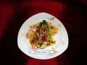 Gebratener Salat - Rezept