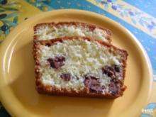 Schoko-Kokos-Cake - Rezept