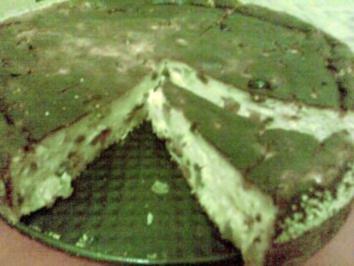 fruchtiger Quarkkuchen ohne Boden - Rezept