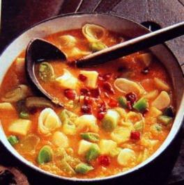 Gemüse Eintopf mit Kartoffeln - Rezept